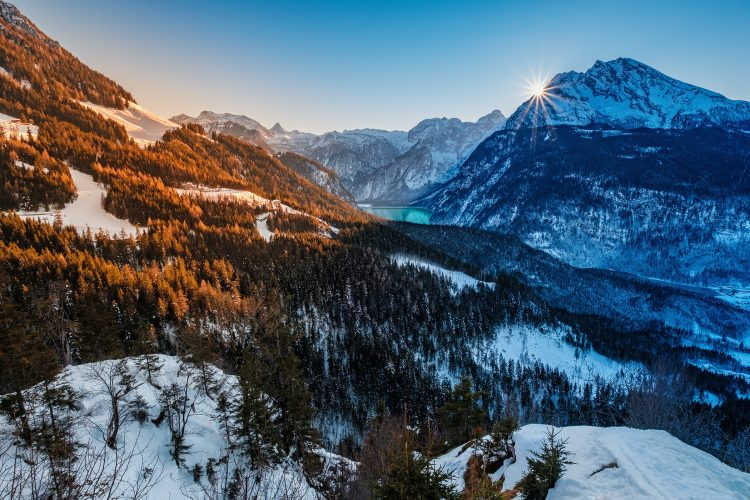 Viewpoint Brandkopf (Berchtesgadener Land)
