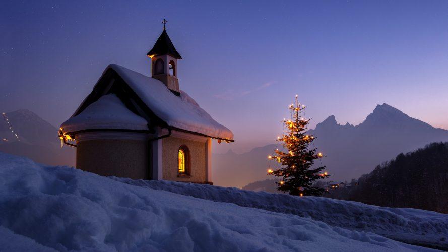 Lockstein Kapelle (Berchtesgadener Land)