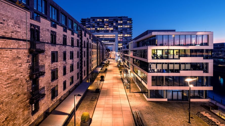 Kranhäuser (Köln)