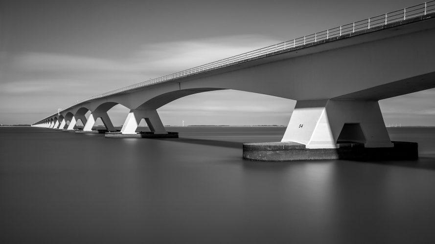 Zeelandbrücke (Niederlande)